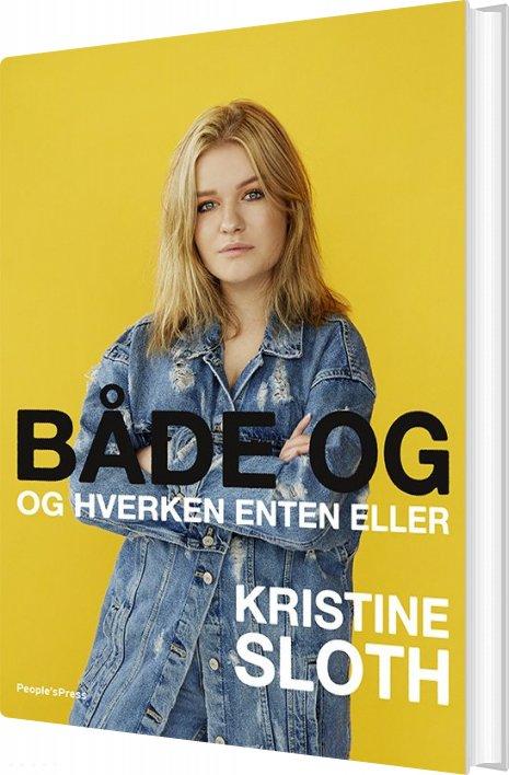 Image of   Både Og - Kristine Sloth - Bog