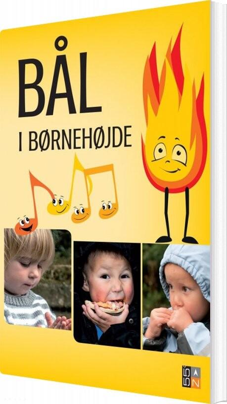 Billede af Bål I Børnehøjde - Mai-britt Midtgaard Randa - Bog