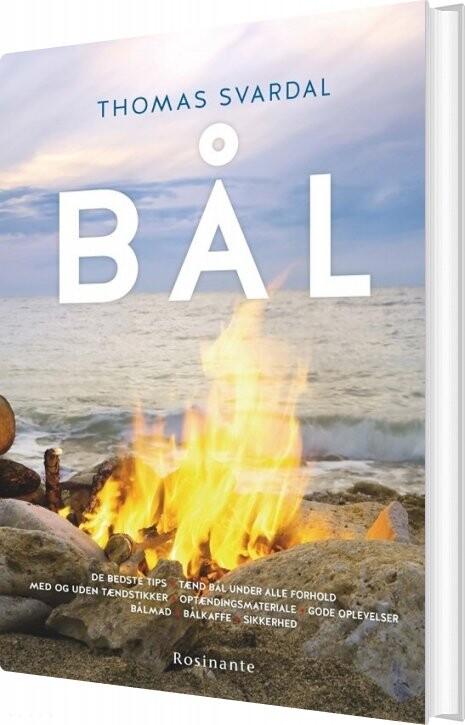 Image of   Bål - Thomas Svardal - Bog