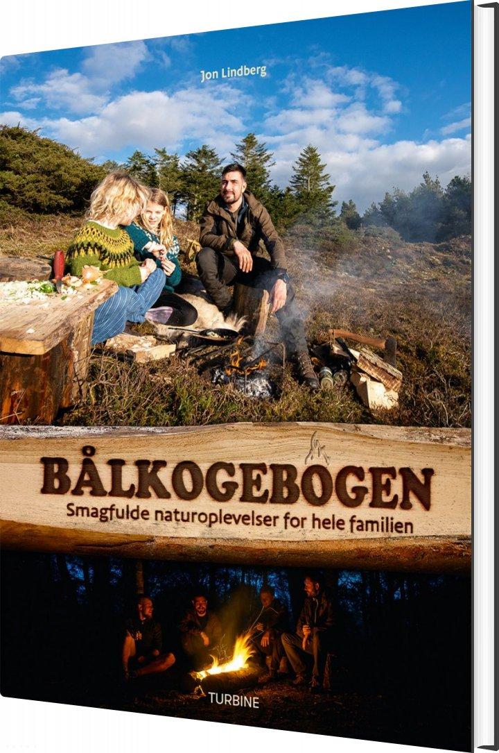 Image of   Bålkogebogen - Jon Lindberg - Bog