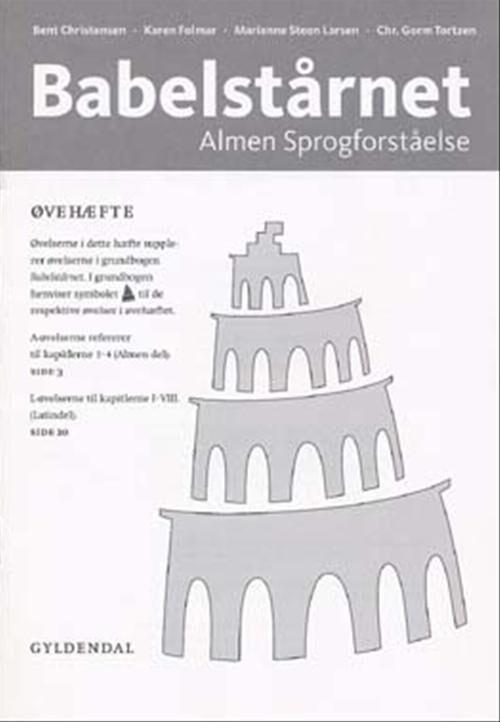 Image of   Babelstårnet - Bent Christensen - Bog
