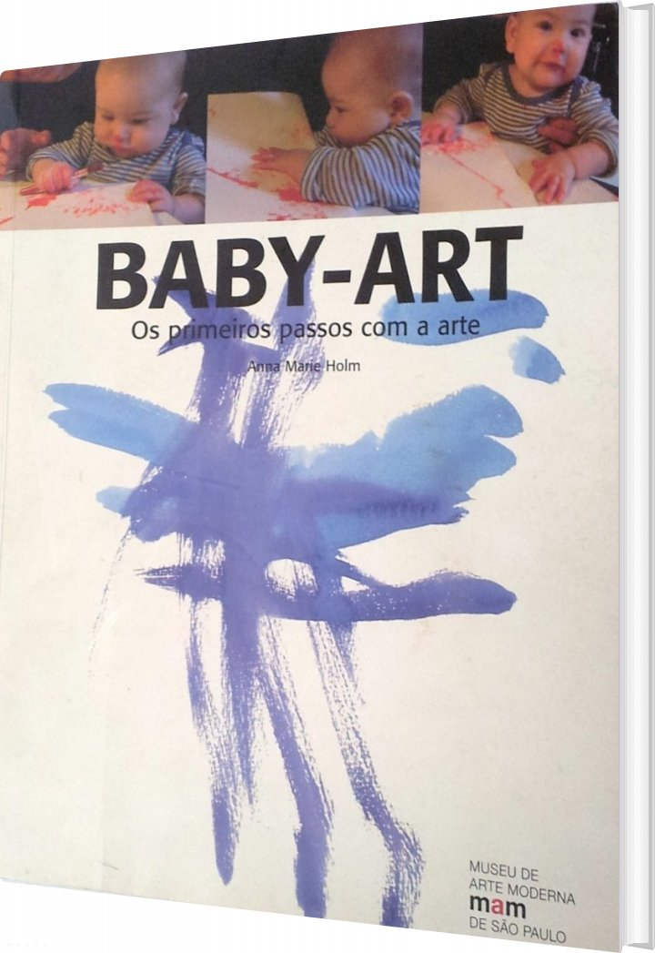 Image of   Baby-art - Anna Marie Holm - Bog