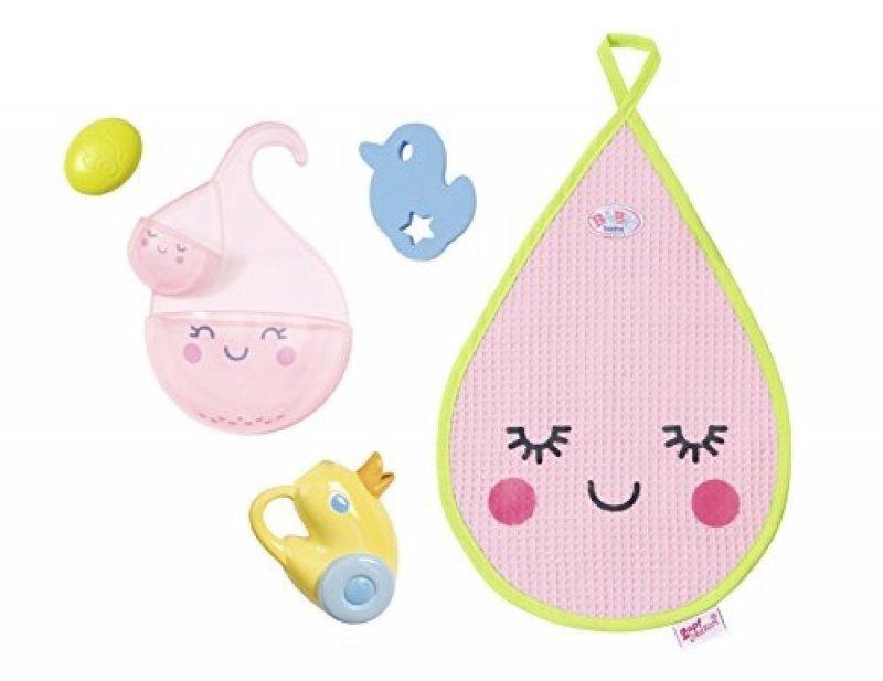 Baby Born Tilbehør - Badesæt → Køb billigt her