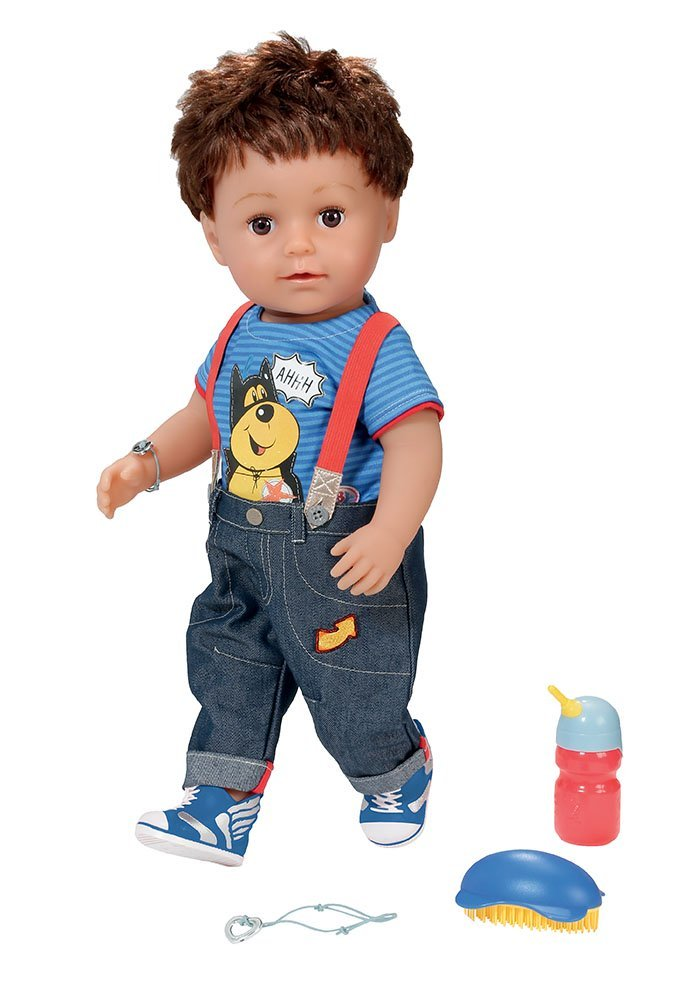 Image of   Baby Born Dukke - Bror