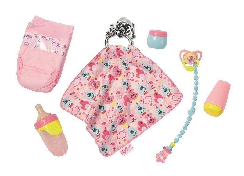 e6639a6035b Baby Born Tilbehør - Startpakke → Køb billigt her