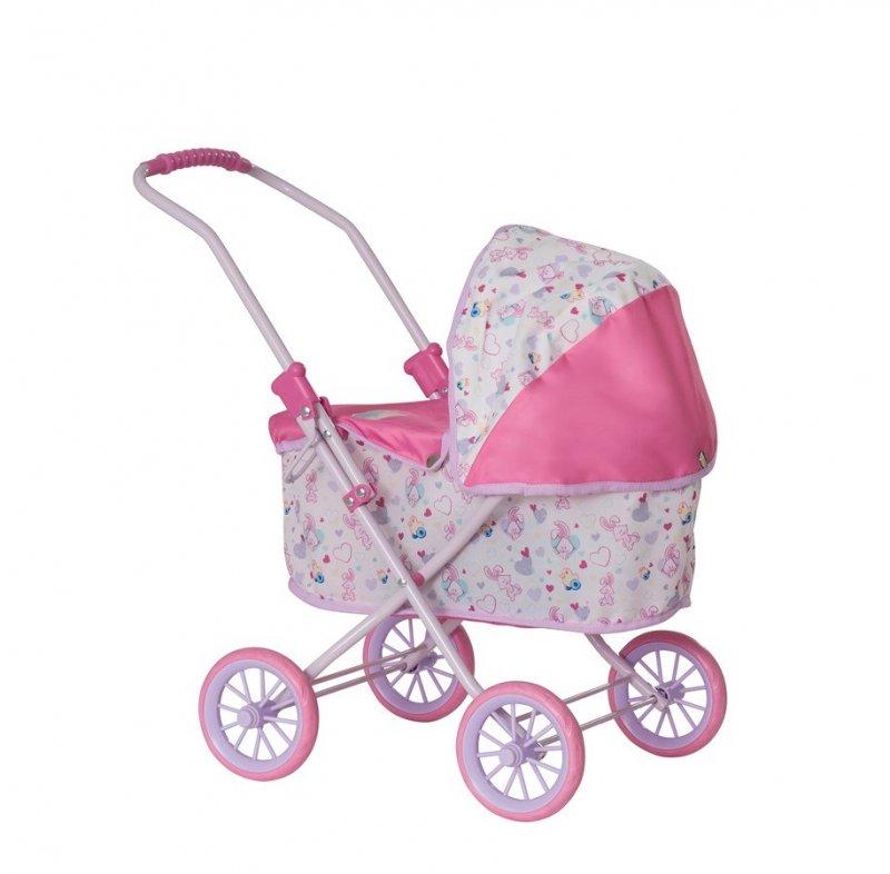 Image of   Baby Born - Min Første Dukkevogn - Foldbar - Pink