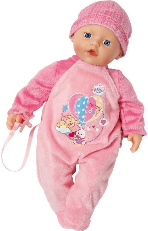 My Little Baby Born Dukke Bl 248 D Baby K 248 B Billigt Her