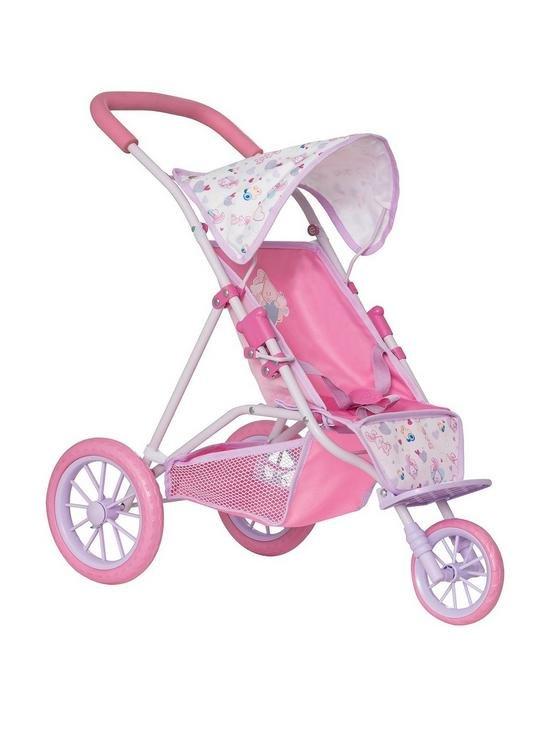e646d27eb30 Baby Born - Dukke Klapvogn → Køb billigt her