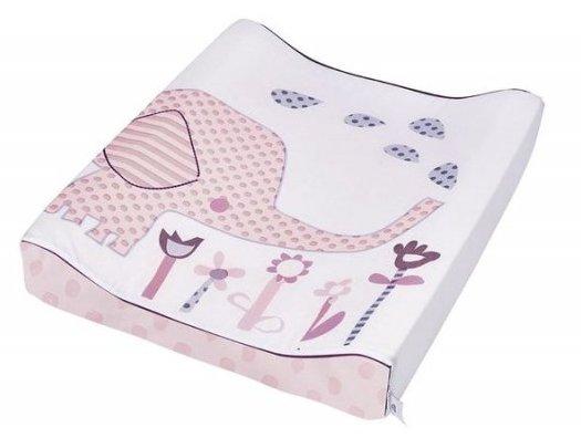 Baby Dan - Puslepude Elefantastic - Pink