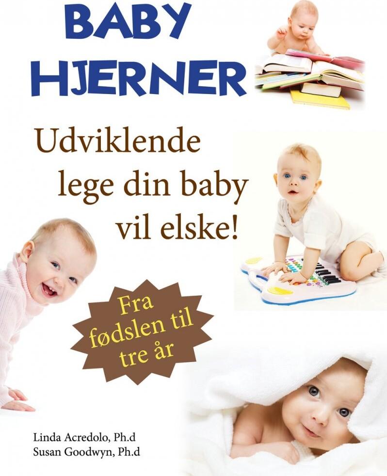 Image of   Baby Hjerner - Linda Acredolo - Bog