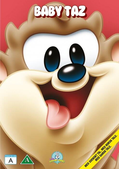 Image of   Baby Looney Tunes - Baby Taz - DVD - Film