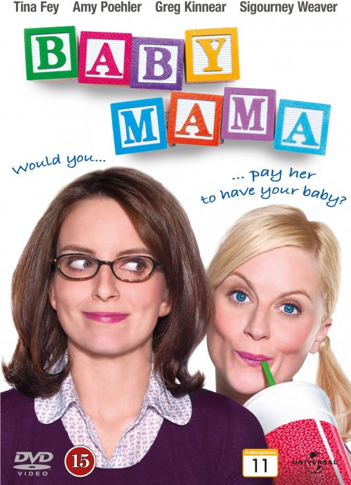 Image of   Baby Mama - DVD - Film
