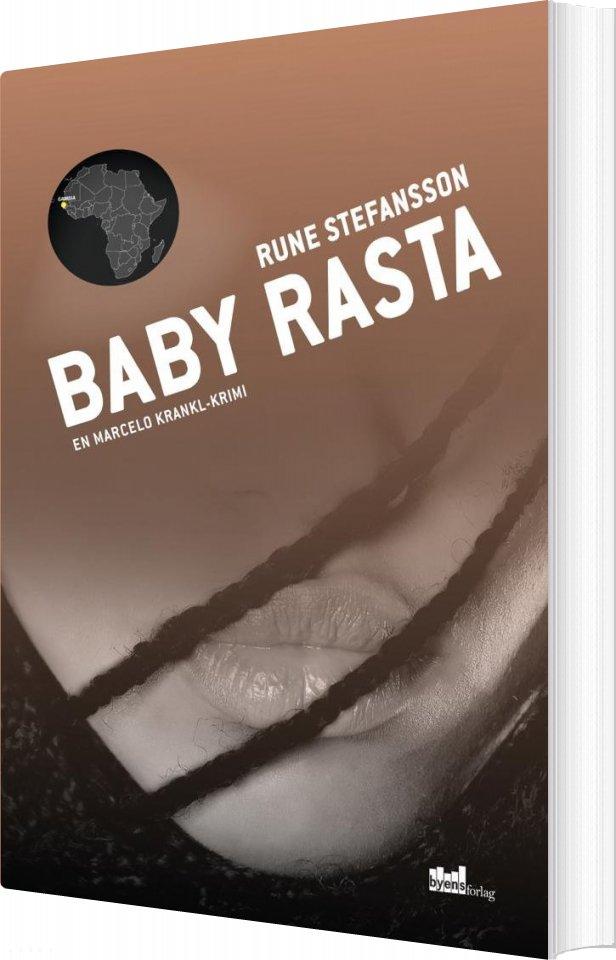 Image of   Baby Rasta - Rune Stefansson - Bog