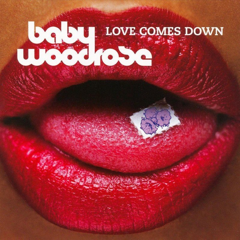 Image of   Baby Woodrose - Love Comes Down - CD