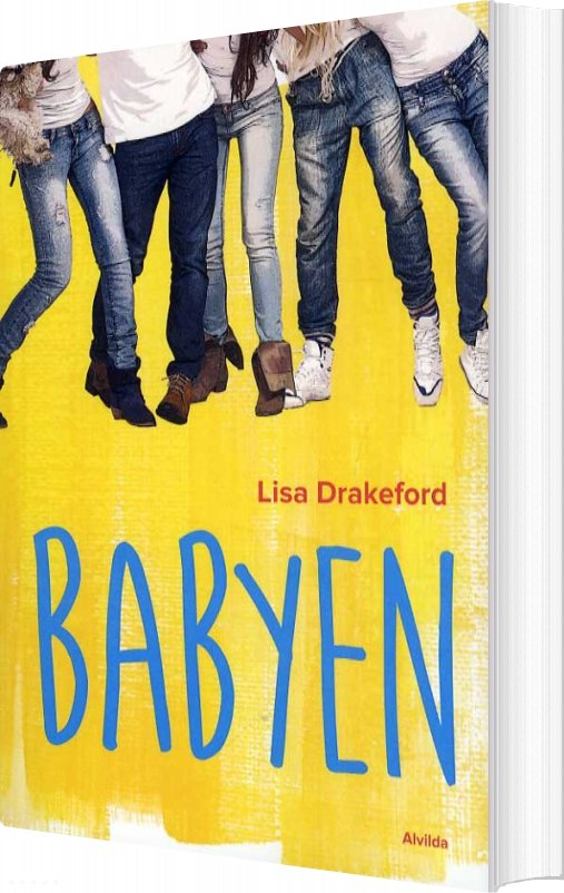 Image of   Babyen - Lisa Drakeford - Bog