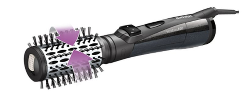 Babyliss Hot Brush Styler As551e 800w