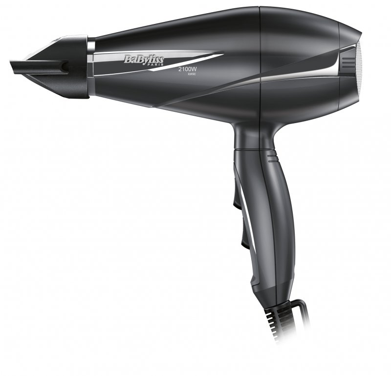 Image of   Babyliss Pro Light Hårtørrer 6609e 2100w - Sort