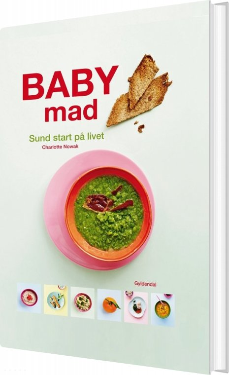 Image of   Babymad - Charlotte Nowak - Bog