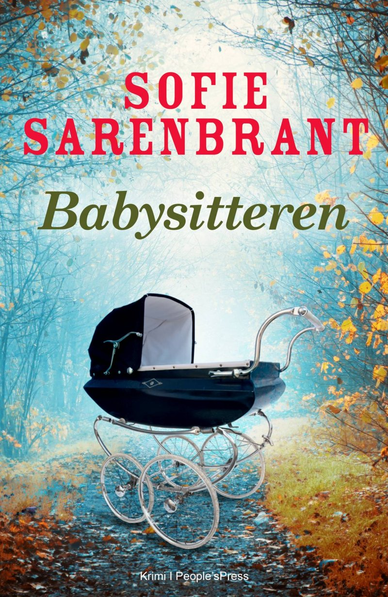 Image of   Babysitteren - Sofie Sarenbrant - Bog