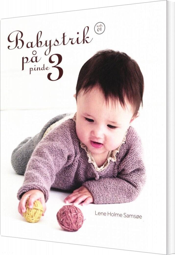 Image of   Babystrik På Pinde 3 - Lene Holme Samsøe - Bog