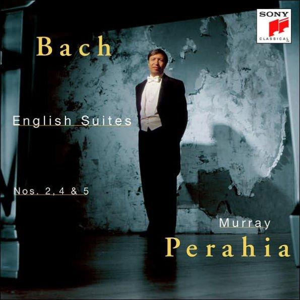 Image of   Murray Perahia - Bach: English Suites Nos. 2, 4 & 5 - CD