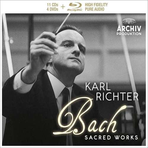 Image of   Max Richter - Bach: Sacred Works - Deluxe Edition - CD