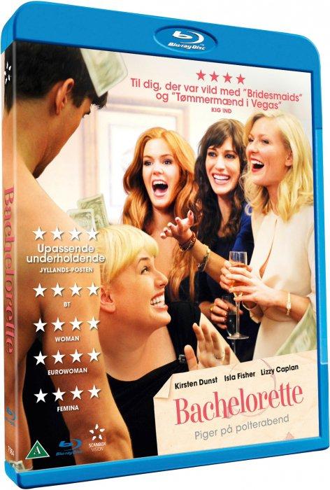 Image of   Bachelorette - Blu-Ray