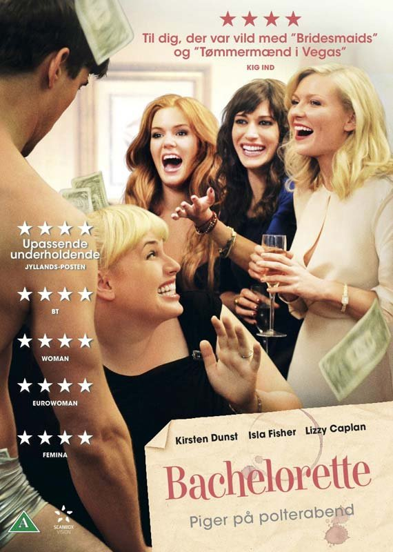 Image of   Bachelorette - DVD - Film