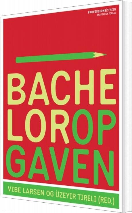 Image of   Bacheloropgaven - Gitte Riis Hansen - Bog