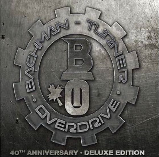 Image of   Bachman Turner Overdrive - Bachman Turner Overdrive - 40th Anniversary - Deluxe Edition - CD