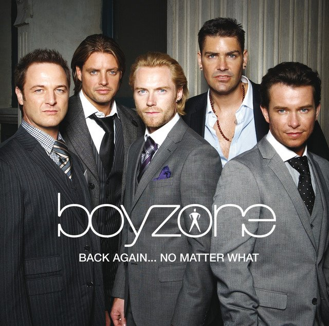 Image of   Boyzone - Back Again - No Matter What - CD