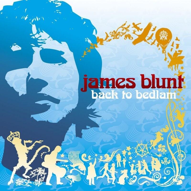 Image of   James Blunt - Back To Bedlam - CD