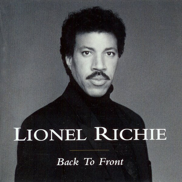 Image of   Lionel Richie - Back To Front - CD