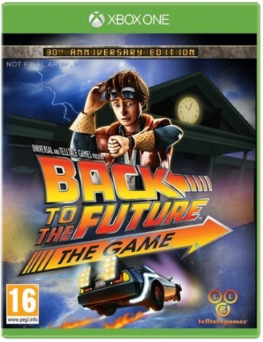 Image of   Back To The Future 30th Anniversary - Xbox One