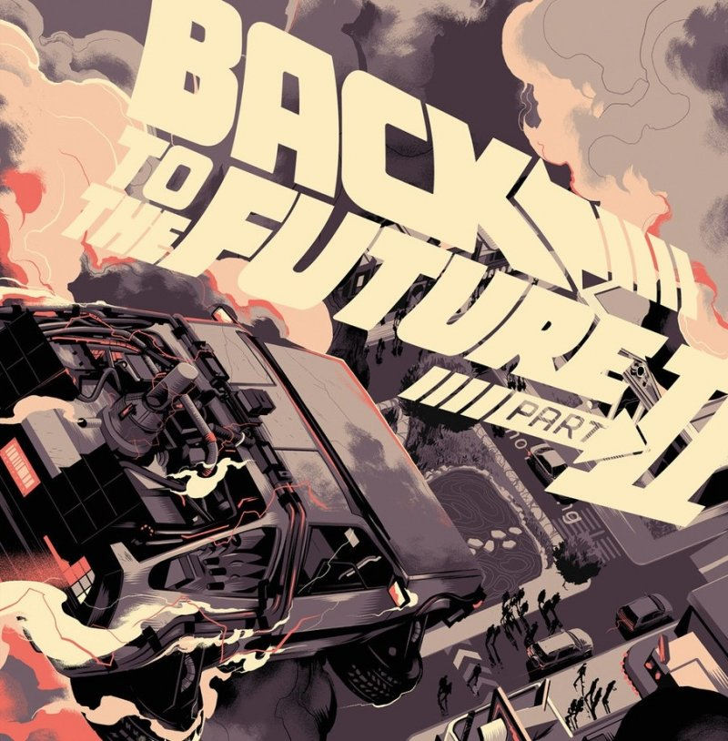 Image of   Alan Silvestri - Back To The Future - Part Ii - Vinyl / LP