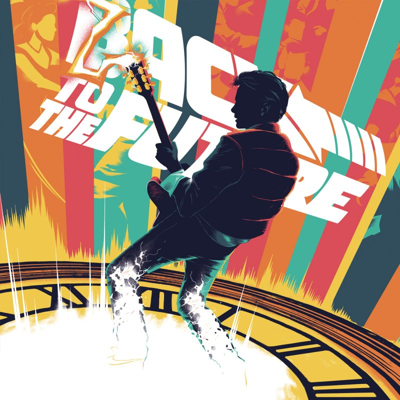Image of   Alan Silvestri - Back To The Future Soundtrack - Vinyl / LP