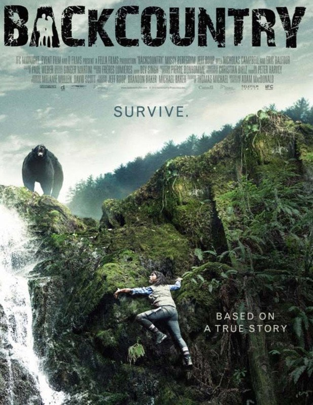 Image of   Backcountry - DVD - Film