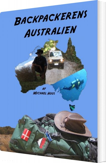 Image of   Backpackerens Australien - Michael Huus - Bog