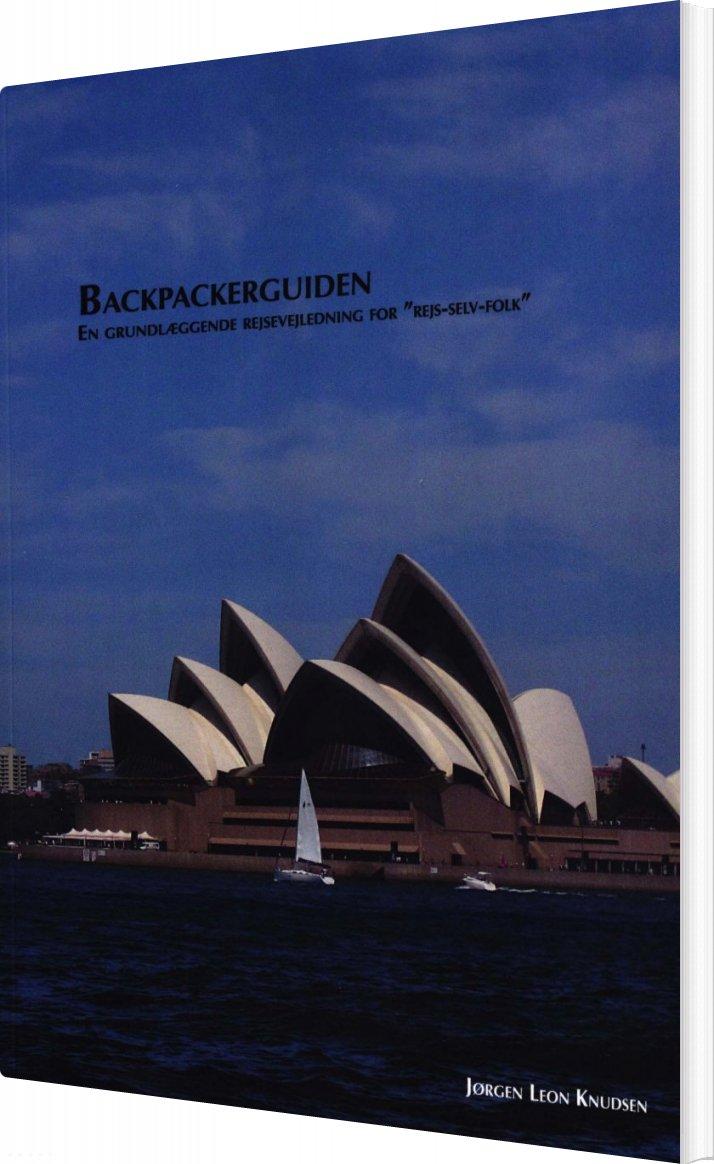 Image of   Backpackerguiden - Jørgen Leon Knudsen - Bog