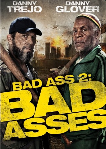 Image of   Bad Ass 2 - DVD - Film