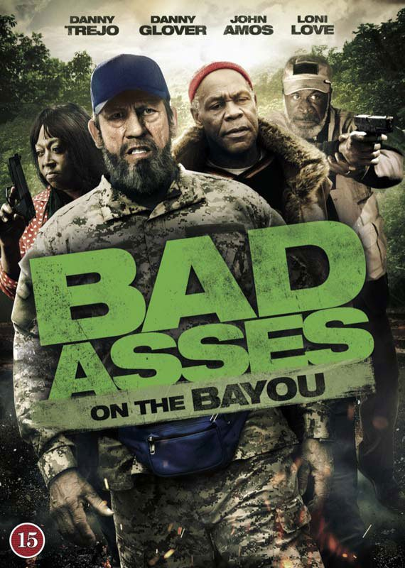 Image of   Bad Asses On The Bayou - DVD - Film