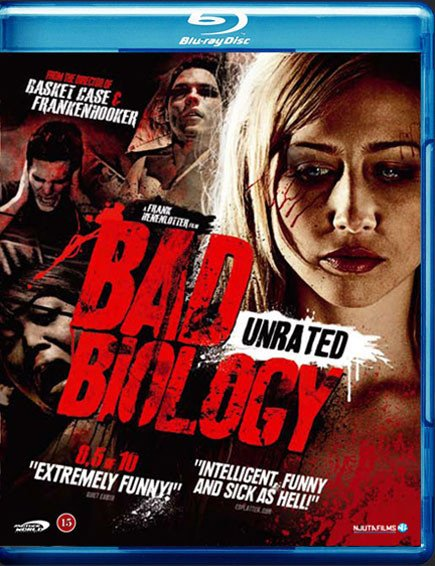 Image of   Bad Biology - Blu-Ray