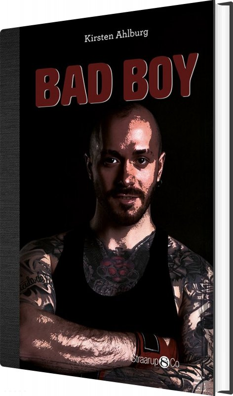 Image of   Bad Boy - Kirsten Ahlburg - Bog