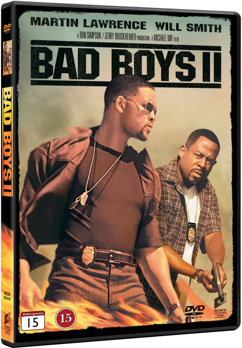 Image of   Bad Boys 2 - DVD - Film