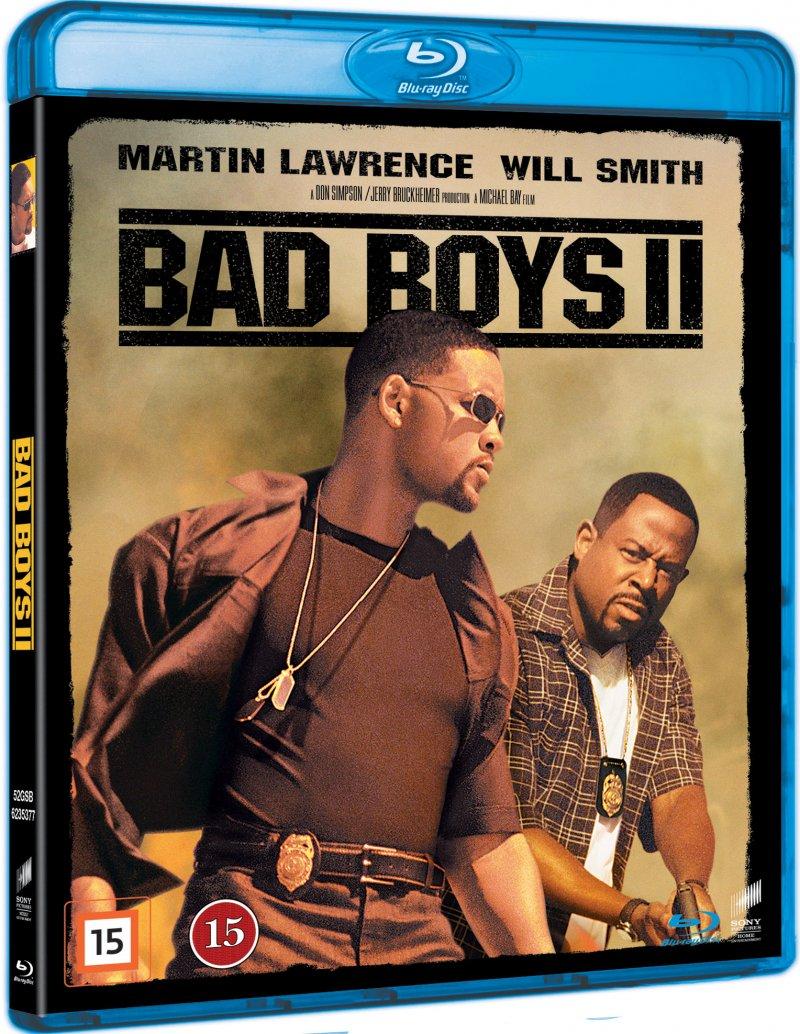 Image of   Bad Boys 2 - Blu-Ray