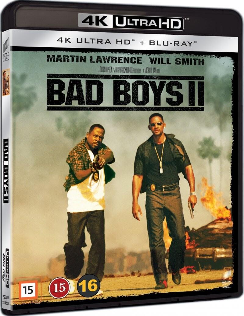 Image of   Bad Boys 2 - 4K Blu-Ray