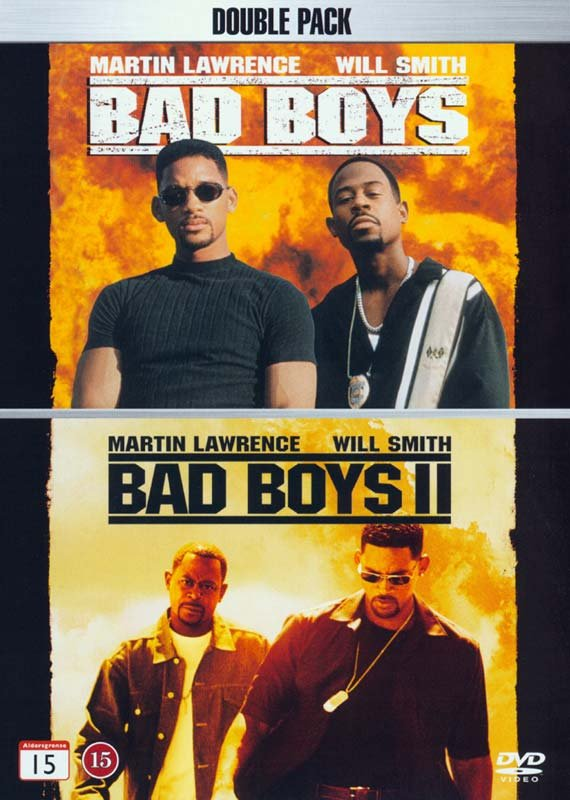 Image of   Bad Boys // Bad Boys 2 - DVD - Film