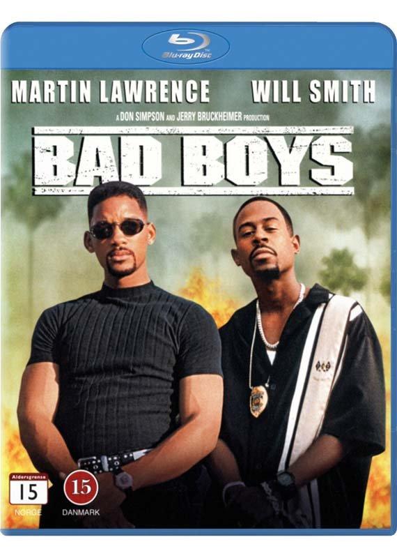 Image of   Bad Boys - Blu-Ray
