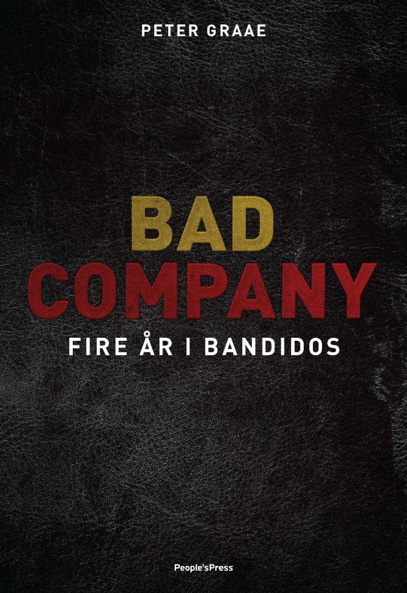 Image of   Bad Company - Peter Graae - Bog