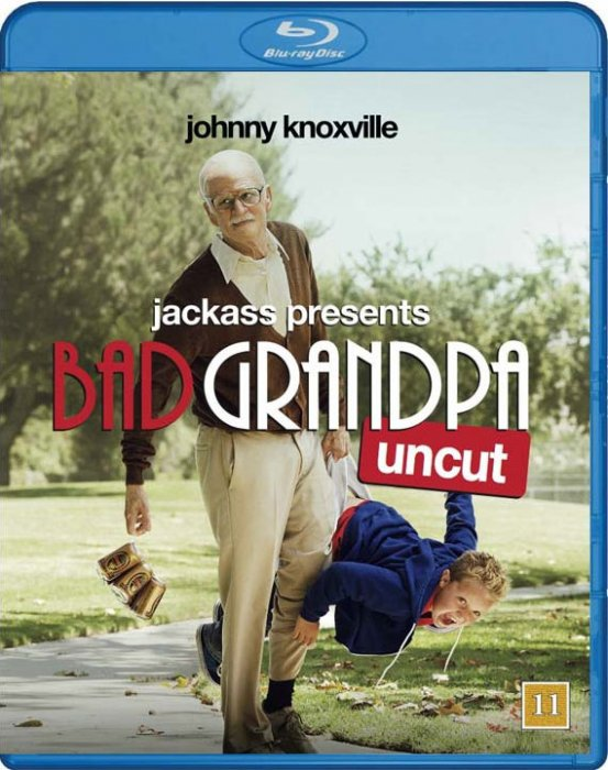 Image of   Bad Grandpa - Blu-Ray